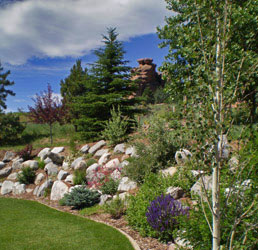 we offer full service landscaping services and with over 30 years of experience no job is too big for us