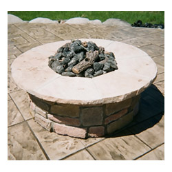 The Backyards Plus Fire Pit Kit