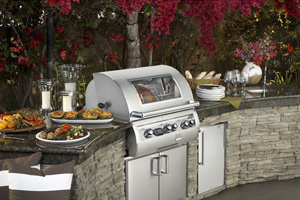 Fire Magic Grills available from Backyards Plus in Denver