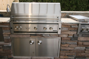 Luxor grills available from Backyards Plus in Denver.