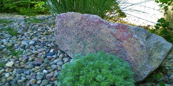 Colorado stone garden.