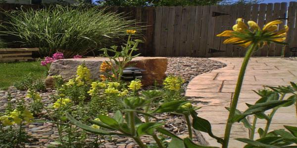 Denver, CO backyard landscaping ideas.