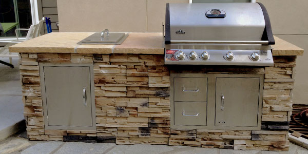 Outdoor kitchen ideas for Castle Rock, CO.