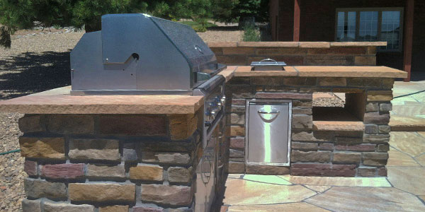 Backyards Plus is the best outdoor kitchen company in Denver, CO.