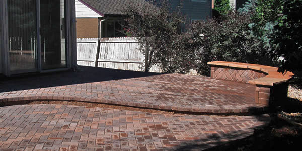 Backyards Plus paver installation services for the Denver, CO area.