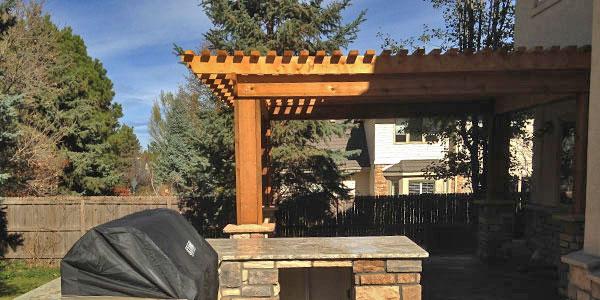 Backyard Pergola designers and installers.